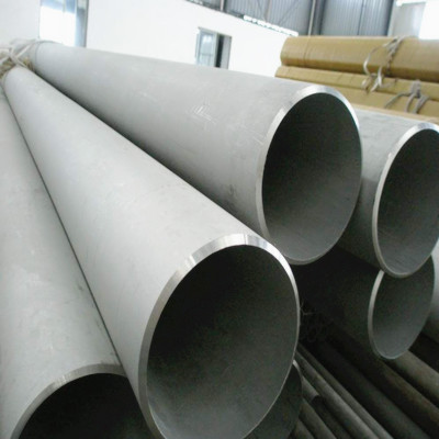 Hot Rolled Seamless Stainless Steel Tubing A312 TP304H 8 Inch SCH 40S