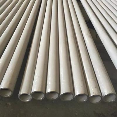 SA213 TP316/316L Seamless Stainless Tube DN100 Cold Drawn 8K/BA Treatment