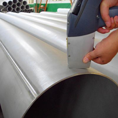SA240 316L Stainless Steel Welded Pipe DN600 THK 10mm 8.5m LG