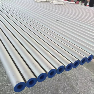 SS 310S Seamless Stainless Steel Pipe Cold Drawn DN50 SCH 40S PE