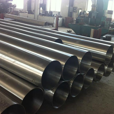 Stainless Steel EFW Pipe ASTM A358 TP304 CL1 16 Inch SCH 10S Polished