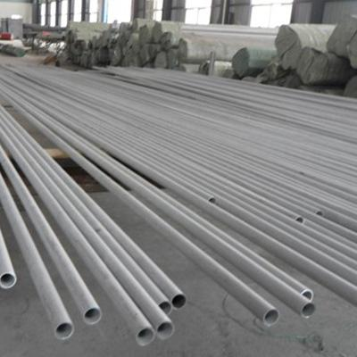 TP316L Seamless Stainless Steel Pipe Cold Drawn 1 1/2 Inch SCH 80S PE
