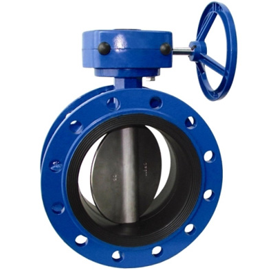 AWWA C504 Ductile Iron Butterfly Valve, 108 Inch, 150#