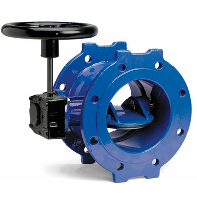 ASTM A536 Butterfly Valve, 8 Inch, 150 LB, Flanged Ends