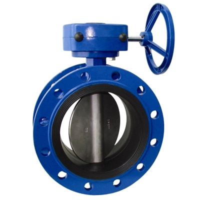 ASTM A536 Ductile Butterfly Valve, 6 Inch, 150 LB, FE