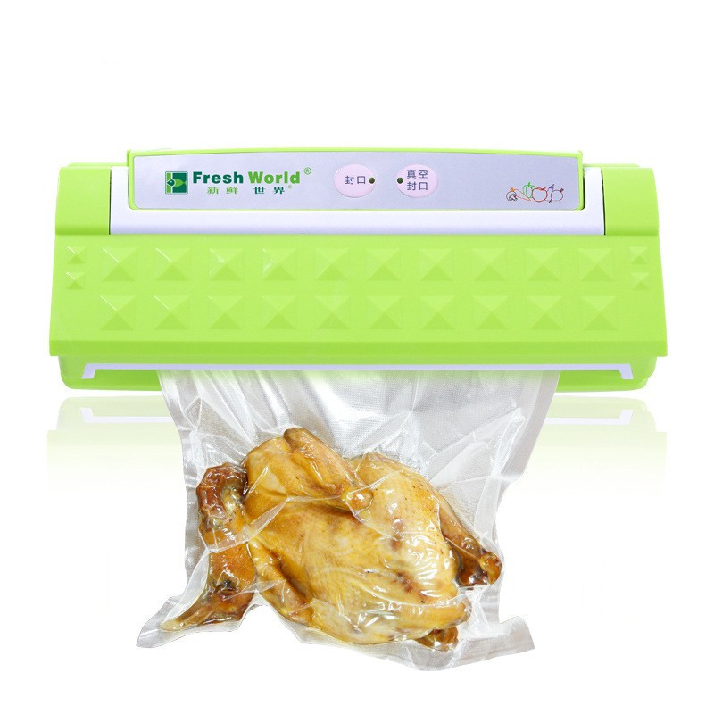 Food Vacuum Sealers Can Prevent Food from Spoiling