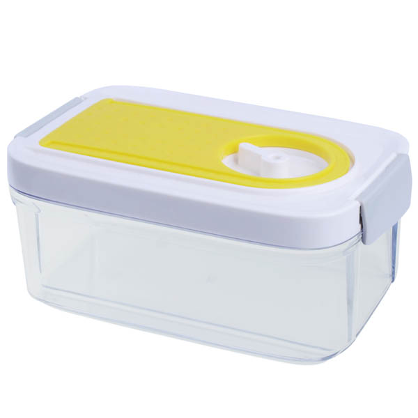 Vacuum Sealer Canister Can075150, Yellow