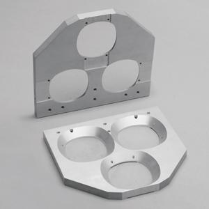Alloy 6061 CNC Lathe Processing Parts