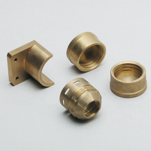 CNC Brass 360 Parts