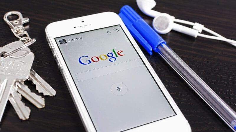 Google独立移动端搜索索引