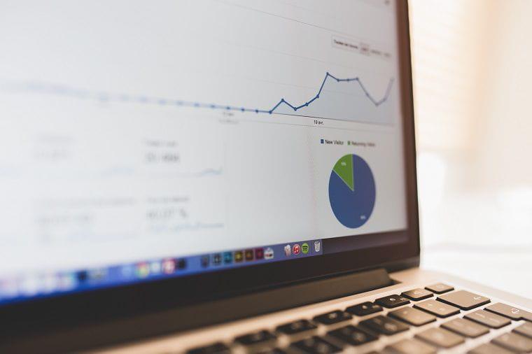 谷歌分析流量增长 - 杰赢网络