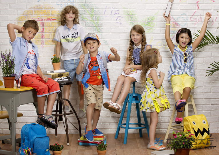 The Trend of Children Wear Industry