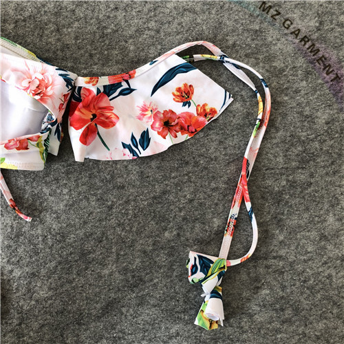 Bandeau Style Swimsuits