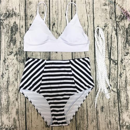 Custom Triangle Bikini Set