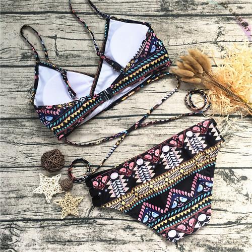 Geometric Bikini