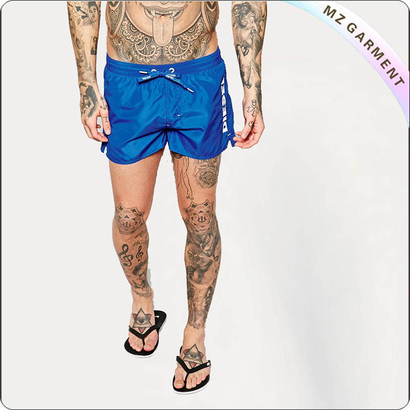 Blue Men's Designer Board Shorts