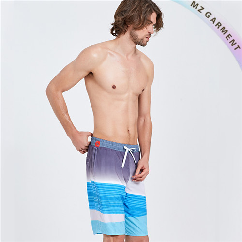 Custom Men's Boardshorts, 100% Polyester, Quick Dry