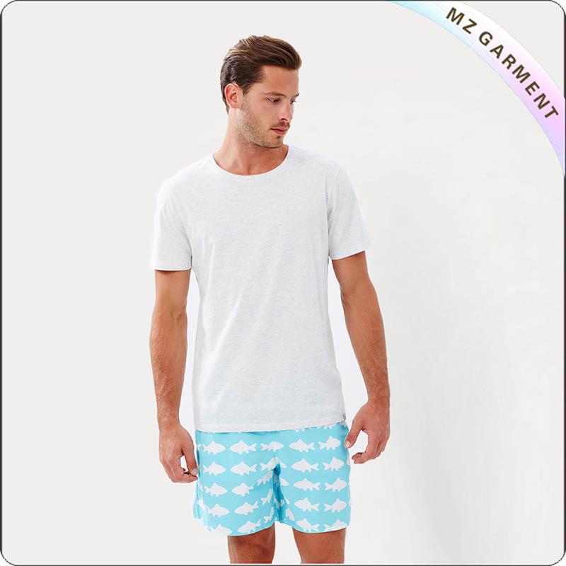 Fish Board Shorts