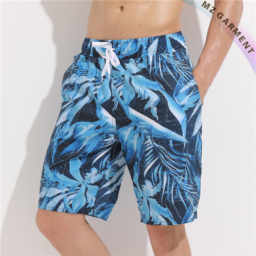 Guys Swim Trunks Manufacturer, Polyester or Other Materials