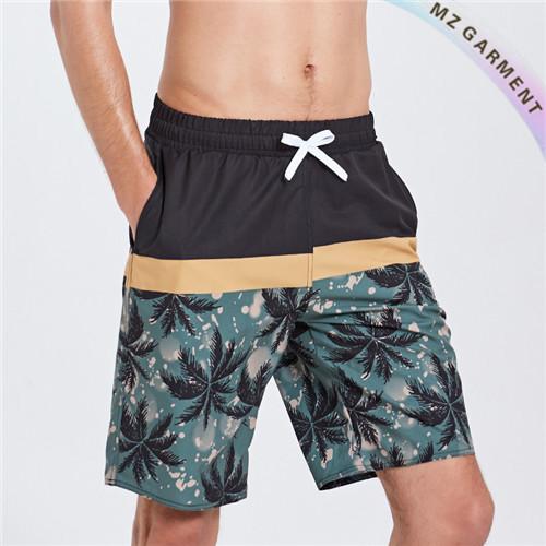 Men's Surf Trunks, Men's Boardshorts, 100% Polyester