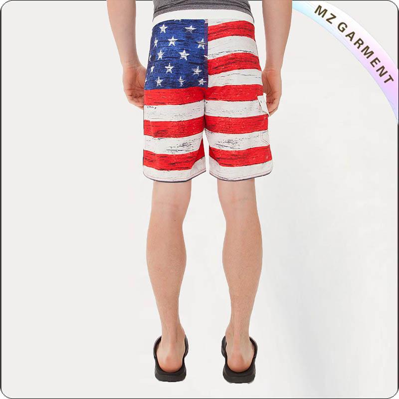 Old Glory Board Shorts