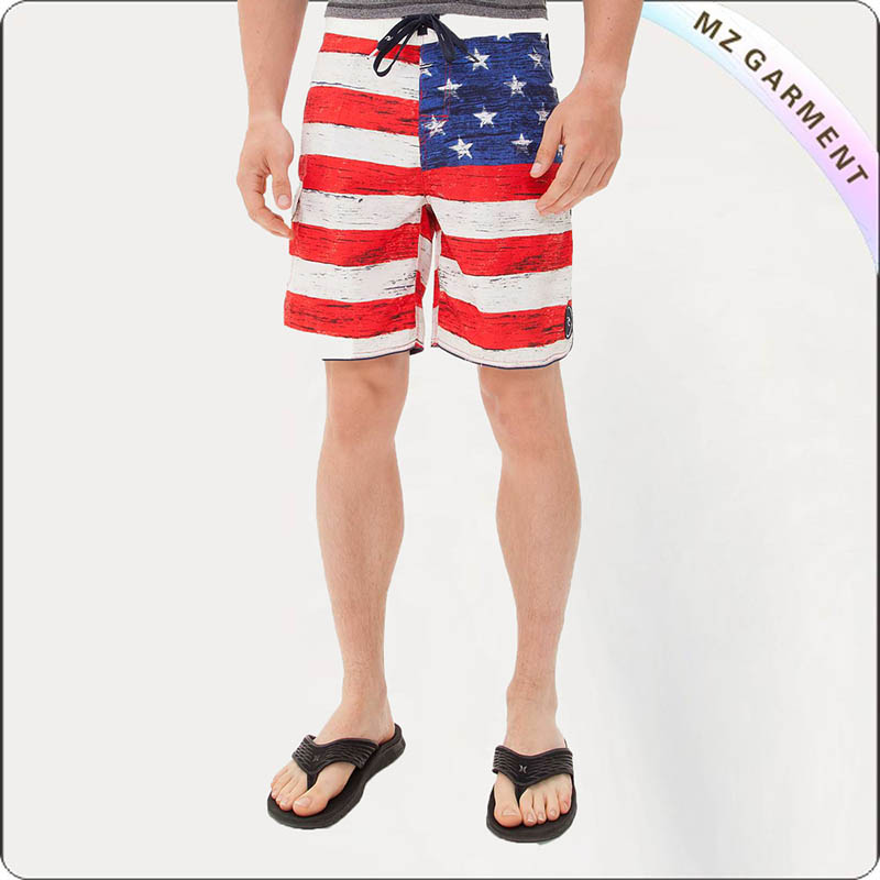Old Glory Board Shorts