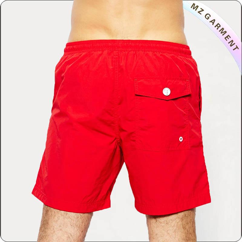 Red Badehose Board Shorts