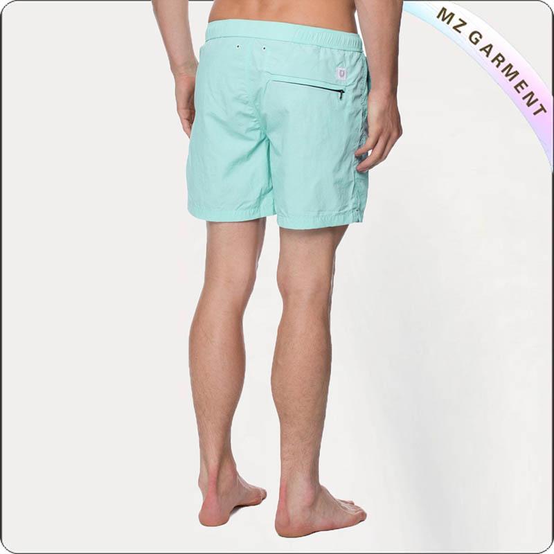 Solid Color Board Shorts