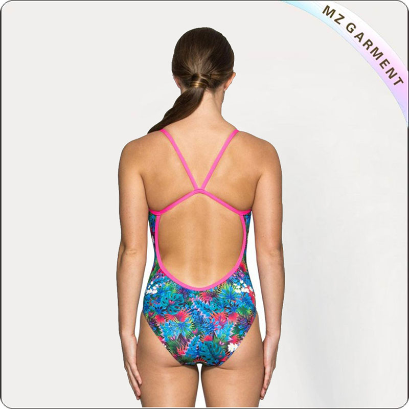 Women Bluebell Competitive Swimsuit
