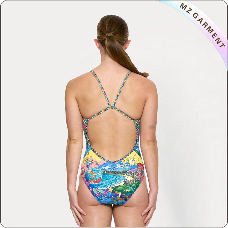 Women RIO Competitive Swimsuit