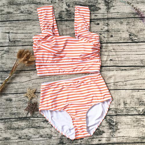 Crop Swimwear