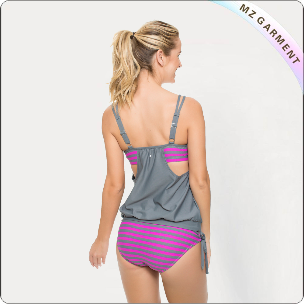 Double Up Tankini and Tunnel Bottom