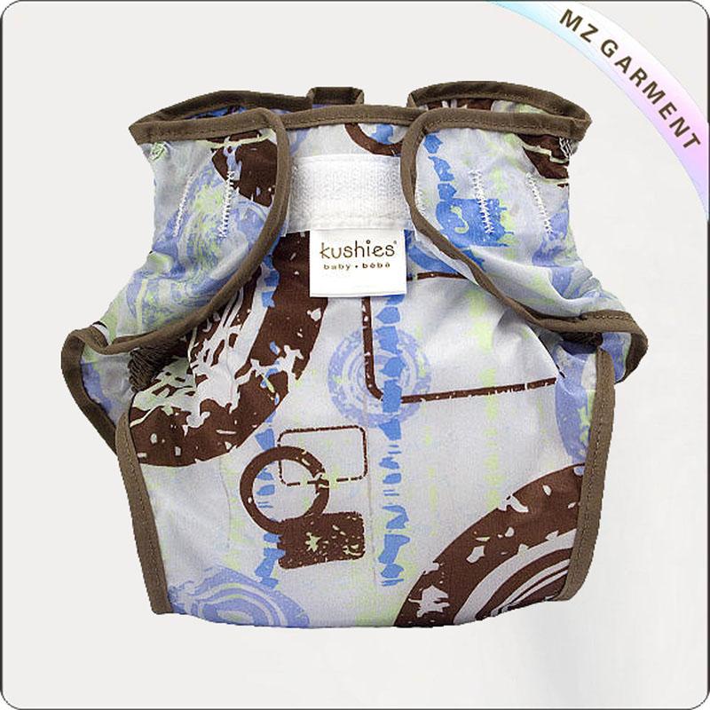 Baby Boys' Tafetta Waterproof Diaper