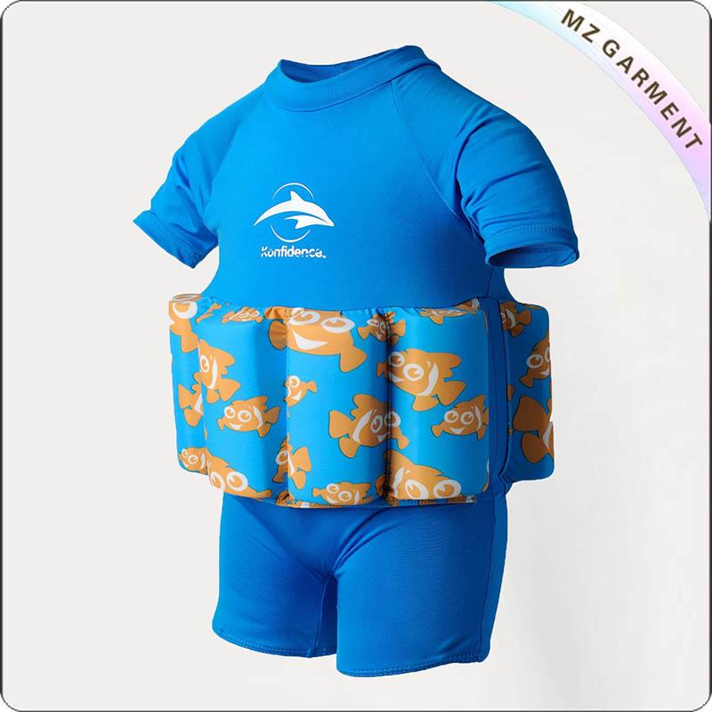 Fish UV Floating Swimwear