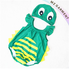 Baby Swimwear with UPF 50+ Sun Protection, OEM Service Available