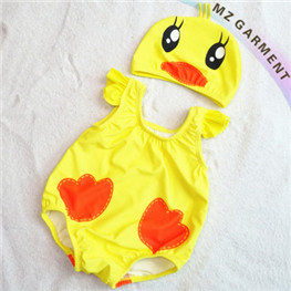 Toddler Bathing Suits, Nylon & Spandex Materials, UV Resistance
