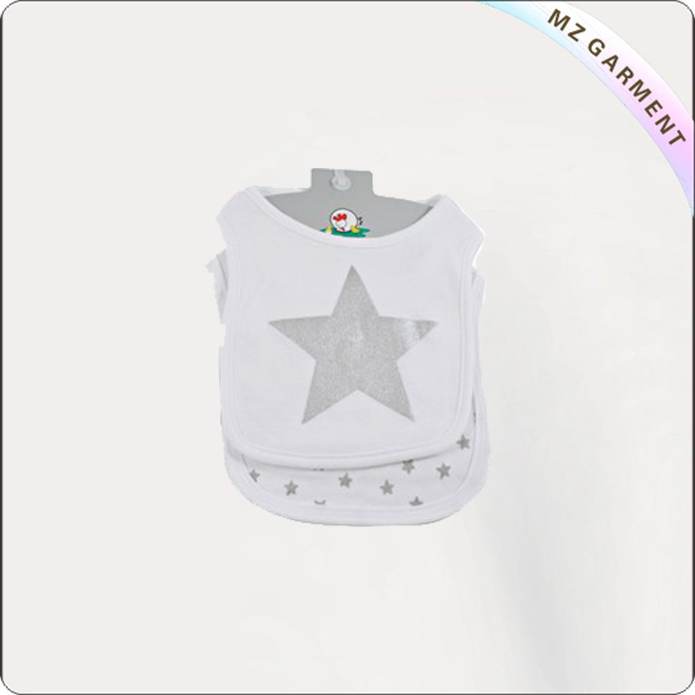 Children Big Star Bib