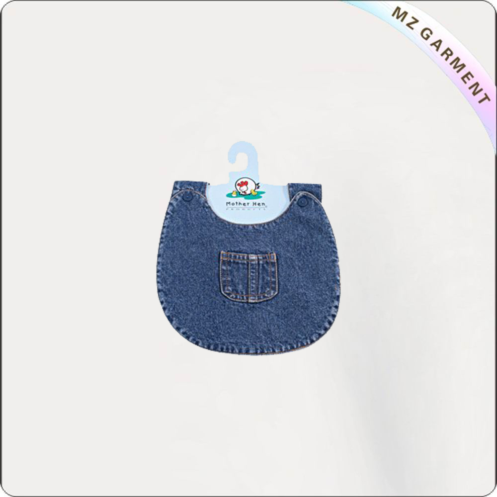 Children Denim Bib