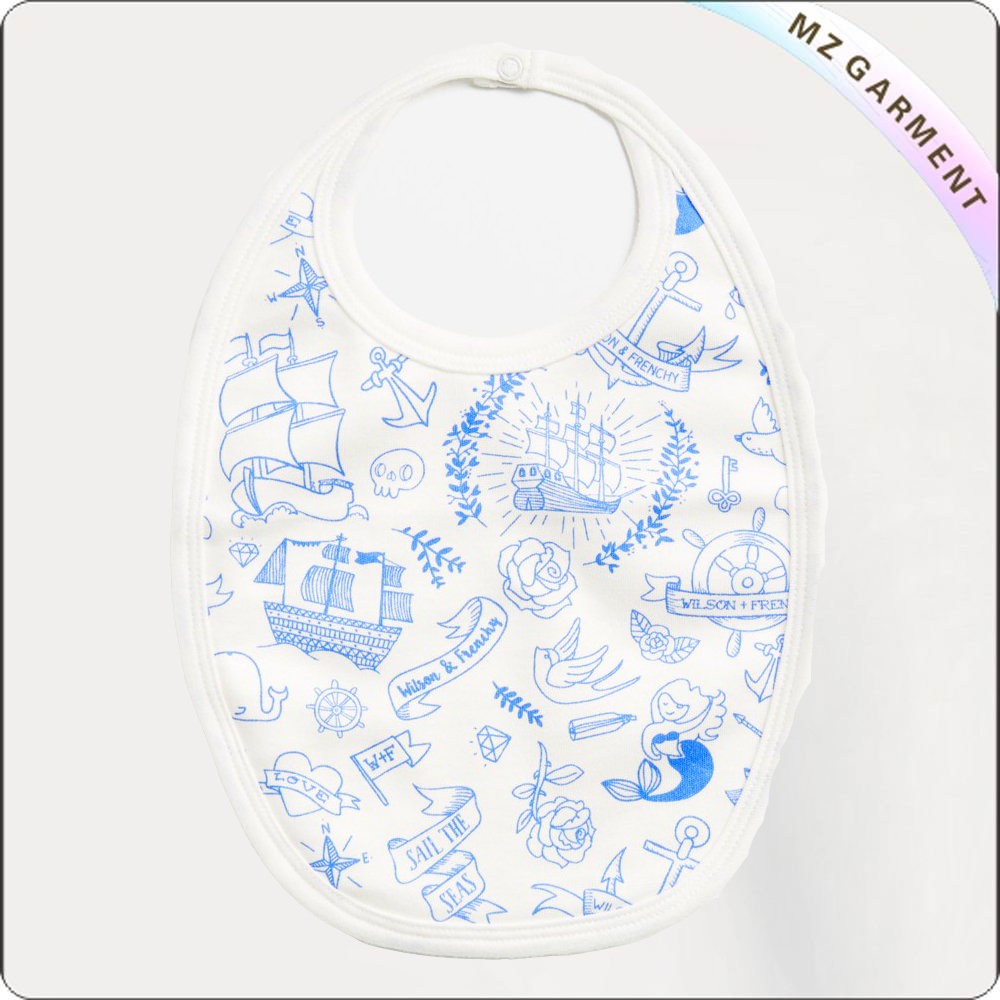 Children Seabreeze Bib