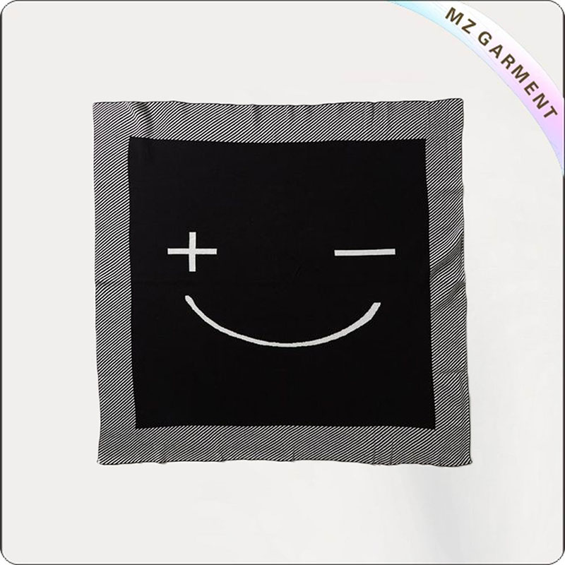 Smile Face Blanket