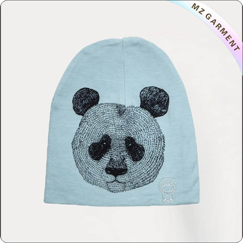 Kids Bear Cap