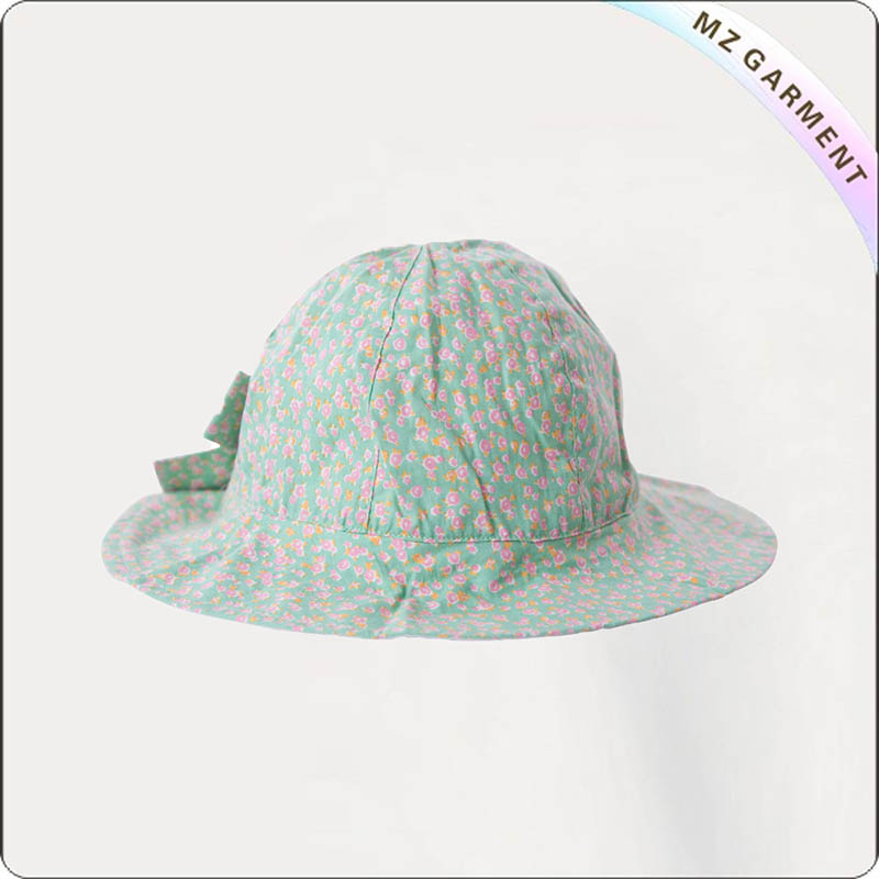 Kids Green Liberty Cap