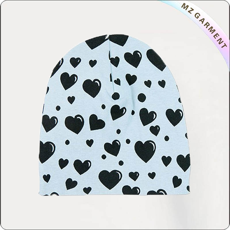 Kids Hearts Cap