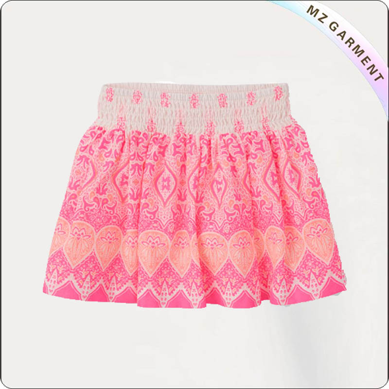 Kids Daisy Skirt