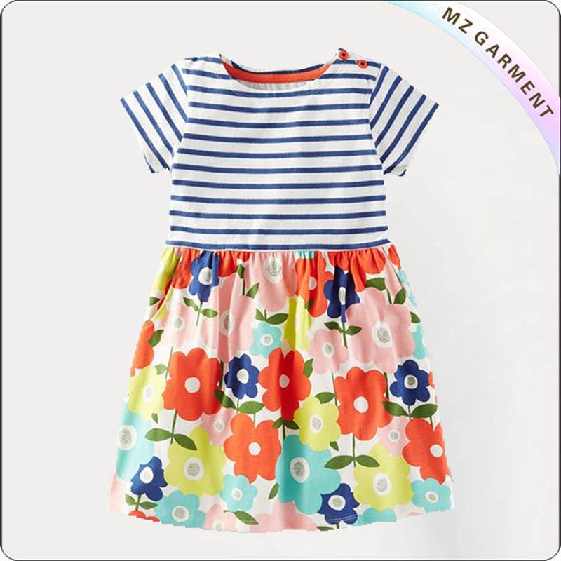 Kids Garden Dress