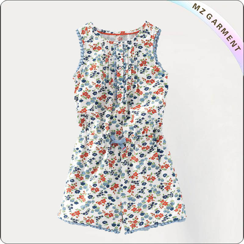 Kids Pretty Playsuit Dress