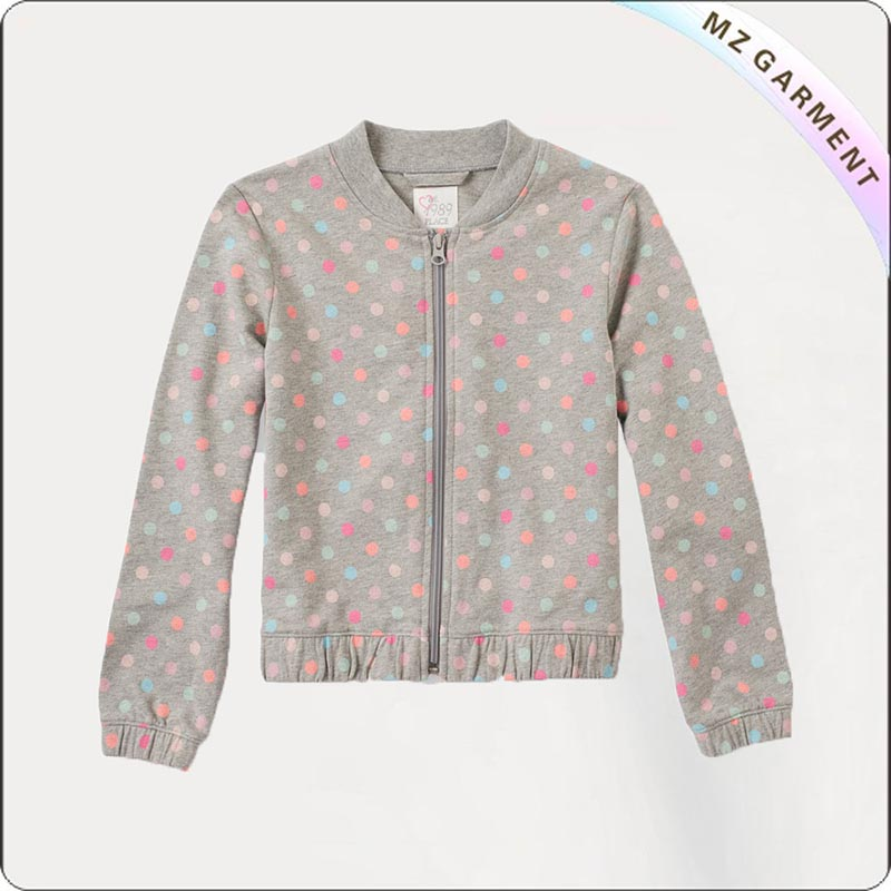 Colorful Dots Jacket