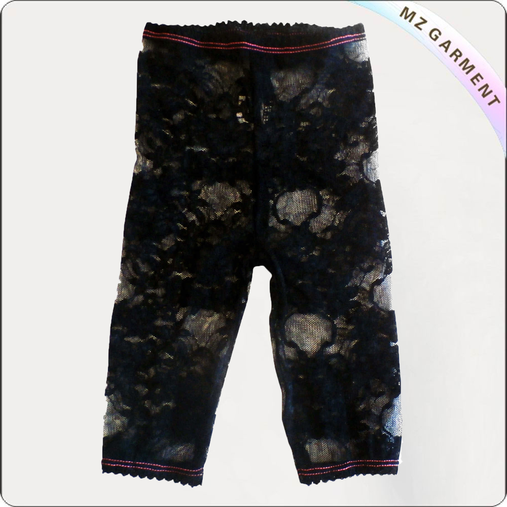 Baby Girl Lace Legging