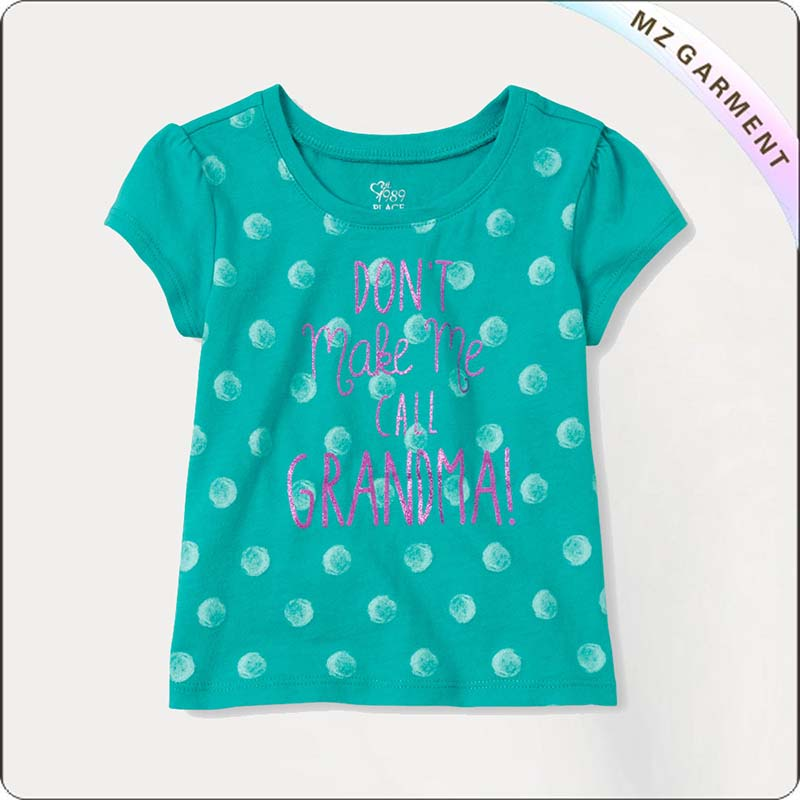 Girl Pretty Tee Shirt