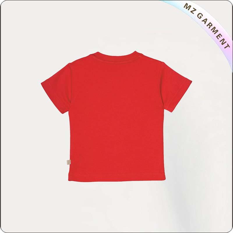 Kids Cock & Ice Cream T-Shirt